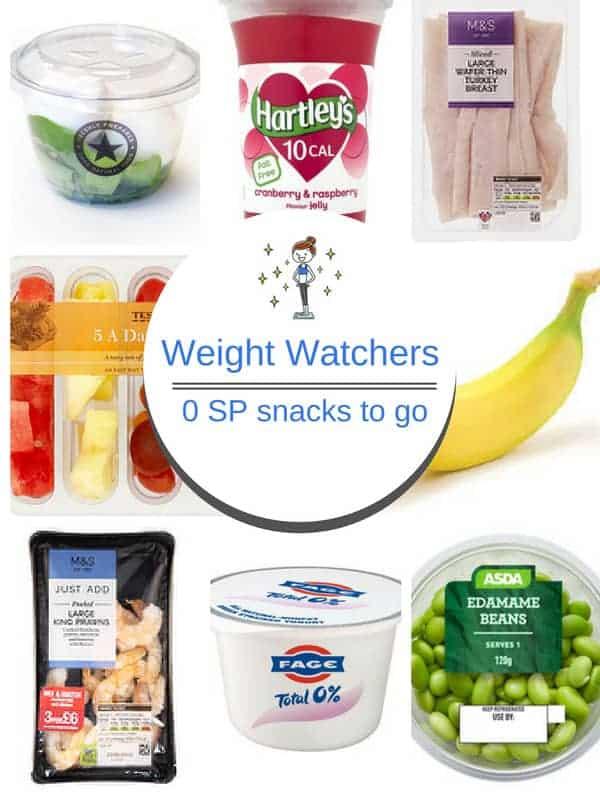 Pictures of 0SP weight watcher snacks