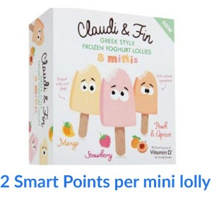 A box of Claudi & Fin mini Lollies