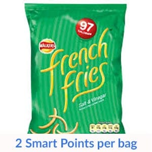 A bag of French Fries