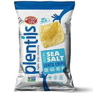 a bag of sea salt plentils