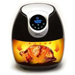 A picture of a Power Air Fryer