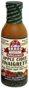 A bottle of Bragg Apple Cider Vinegar