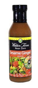 Waldens Farms sesame ginger dressing
