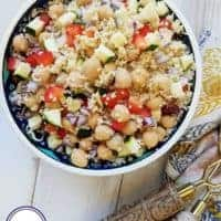 Couscous Salad | Weight Watchers