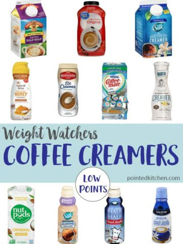 Low Point Coffee Creamers | Weight Watchers