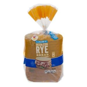 Ahold light rye - low point bread