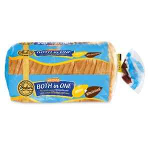 Low Smart Point Breads UK - Aldi Both in one loaf