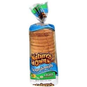 Natures own sourdough - low point bread