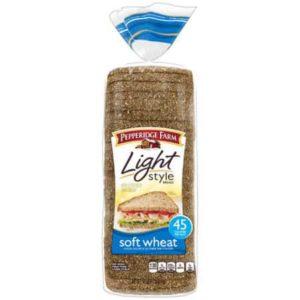Pepperidge farm Light - low point bread
