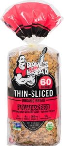 Dave's killer bread powerseed - low point bread
