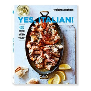 Weight Watchers italian cook book
