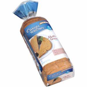 WW multigrain bread - low point bread