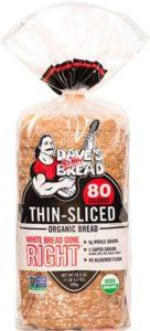 Dave's killer bread - low point bread