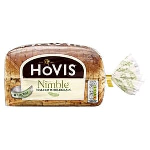 Low Smart Point Breads UK - hovis nimble malted