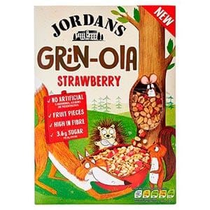 A box of Grinola