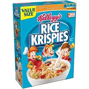 Low Point Cereal rice krispies