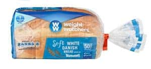 Low Smart Point Breads UK - WW white danish
