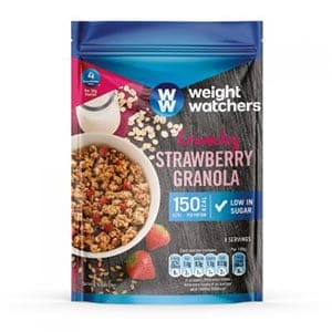 Weight Watchers Granola - a low point cereal UK
