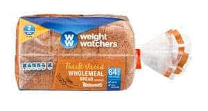 Low Smart Point Breads UK - WW thick cut bread