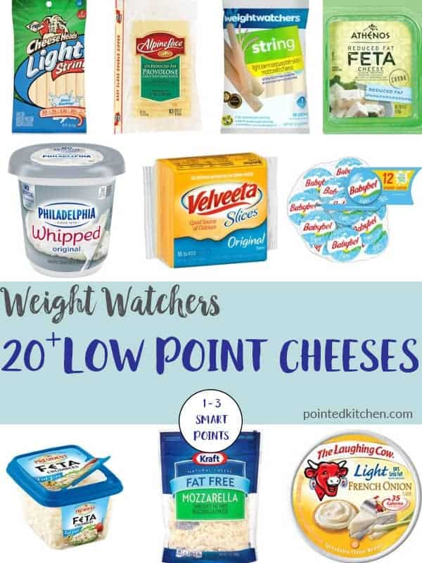 Low Point Cheese Weight Watchers Pointed Kitchen