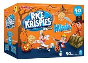 Rice Krispies Minis