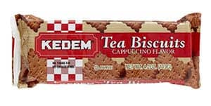 A packet of Kedem Tea Biscuits