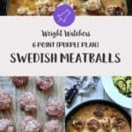 Various pictures of WW Swedish Meatballs