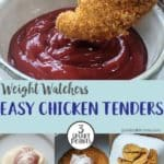 Pictures of chicken tenders