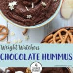 Pictures of chocolate hummus