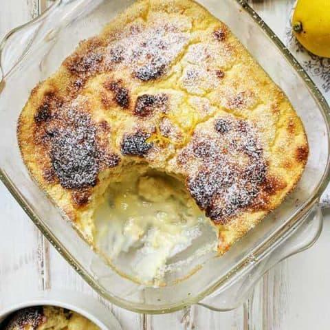 Lemon Pudding | Weight Watchers
