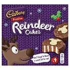 a box ofCadburys Rudolph & Robin Cakes