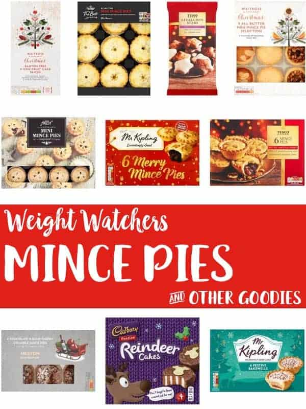 A collage of mincepies