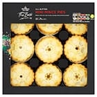 A box of morrison the best mini mince pies