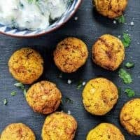 Butternut Squash Falafel | Weight Watchers