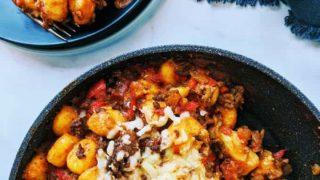 Spicy Ragu Gnocchi | Weight Watchers