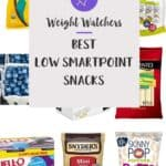 Pictures of low point snacks