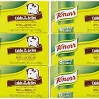 Knorr Bouillon Cubes, Beef, 8 ct, 6 pk