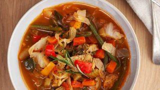 Zero Point Cabbage Soup | Weight Watchers