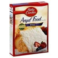 Betty Crocker Cake Mix Angel Food White 16 Oz 6 Packs