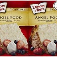 Duncan Hines Angel Food Cake Mix - 16 oz - 2 Pack