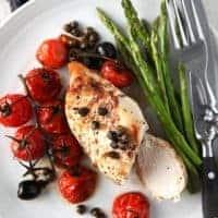 Balsamic Chicken | Weight Watchers
