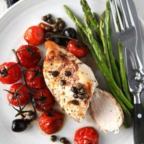Balsamic Chicken | Weight Watchers