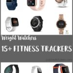 A selection of the best fitness trackers for weight watchers