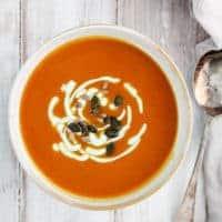 Curried Butternut Squash Soup | Weight Watchers