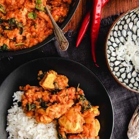 Zero Point Curry | Weight Watchers