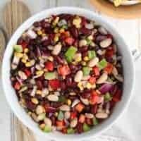 Mexican Bean Salad | Weight Watchers