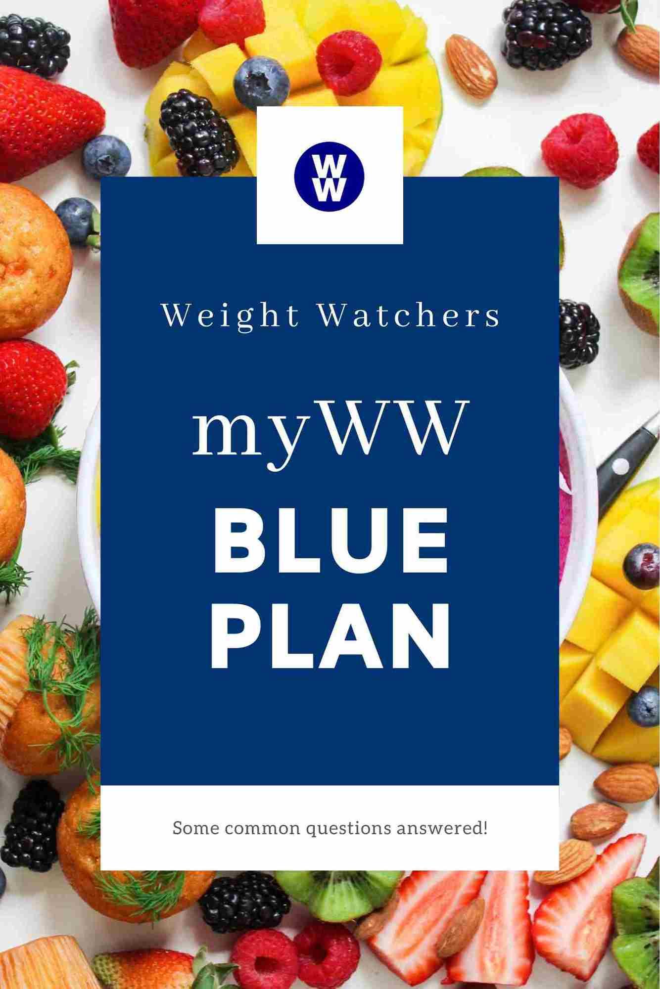 The Weight Watchers Blue Plan Pointed Kitchen