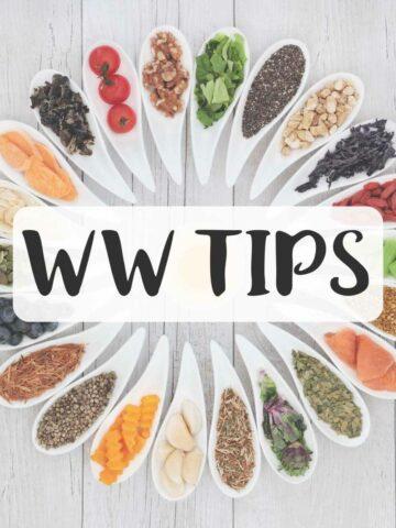 Weight Watchers Tips